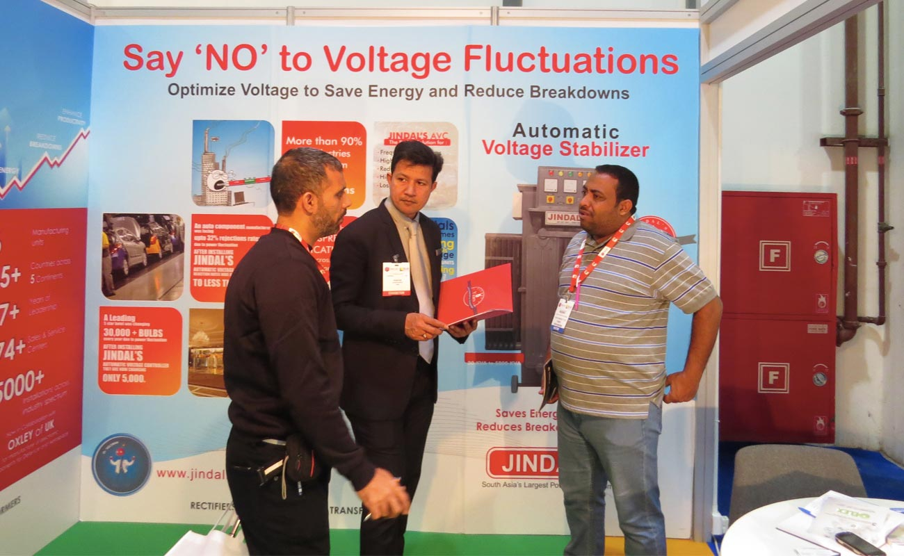 Manufacturer & Supplier of Industrial Voltage Stabilizer/servo stbilizer in Faridabad (Haryana)