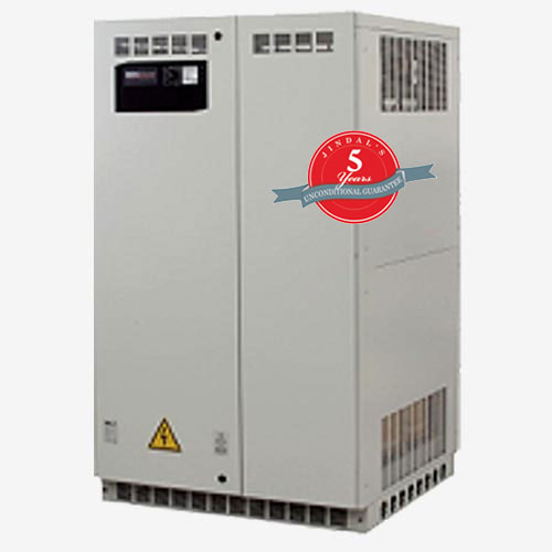 100 Kva oil cooled servo stabilizer/voltage regulator