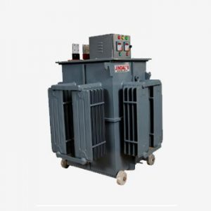 3 Phase  250 kVA Servo Voltage Stabilizer, For Industrial Use